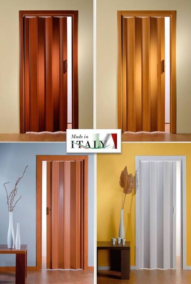 Porte a soffietto su misura offerte e risparmia su ondausu - Misura porta standard ...